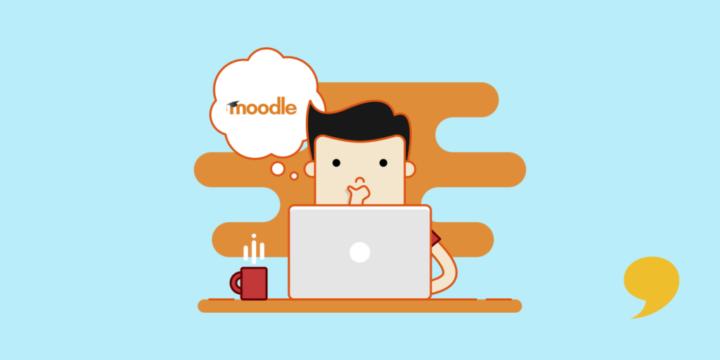 Curso de Moodle para administradores e professores - iniciantes
