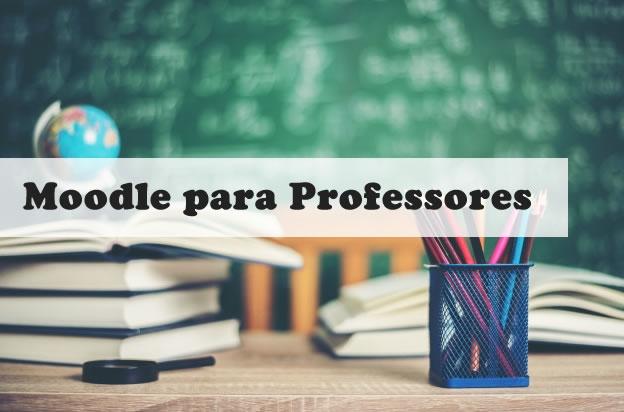 Curso de Moodle para professores